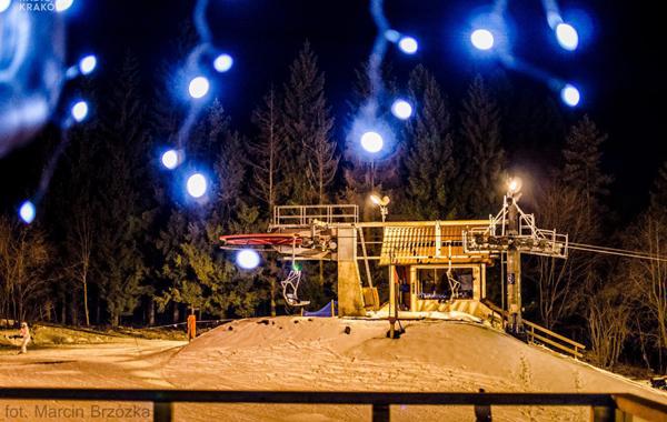 Новый Год и Рождество'2019  на лыжах